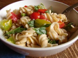 Balsamic Vegetable Pasta